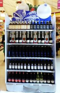 Liquor Gondola End
