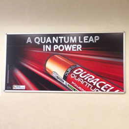 Duracell-Poster
