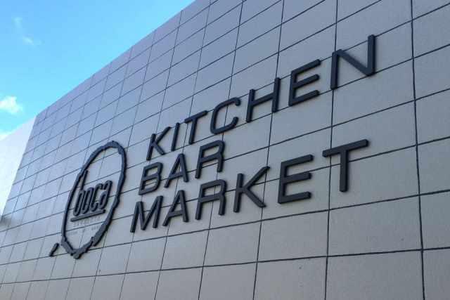 Kitchen Bar Market