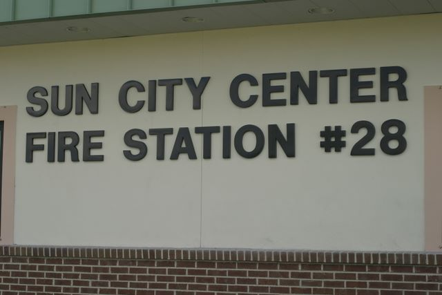 Sun City Fire Station