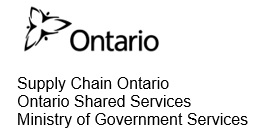 Supply Chain Goods Ontario