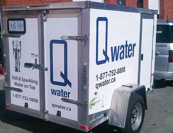 cargoTrailer advertising wrap