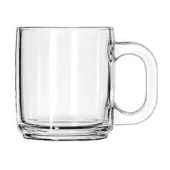 Glas för varm och kall dryck