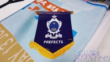 Award podium banner - School Prefect