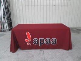 custom tablecloth singapore