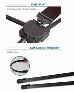 pop up stand - connectors