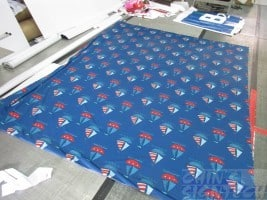 3 x 2.5m fabric printing with Nautical Theme for photo booth (1)