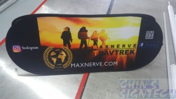 Pop Out A Frame Banner - Medium size