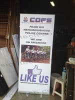 Pull up banner for Pasir RisNPC