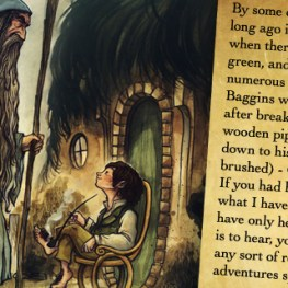 The Story of The Hobbit