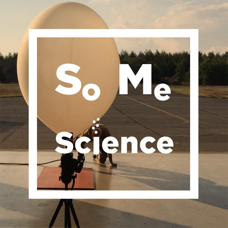 Logo Some Science Akademiet DTU ballon