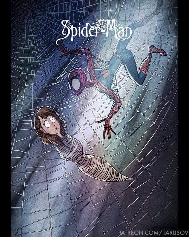 Spiderman - Tarusov
