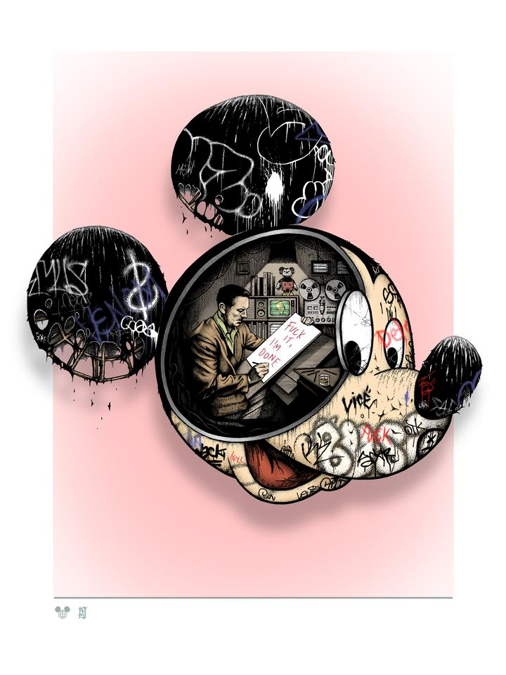 Paul Jackson - Mickey Mouse