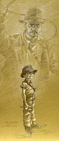 Craig Davison - Indiana Jones