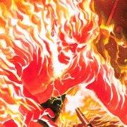 Detalle portada Marvel 1