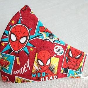 Mascarilla Spiderman