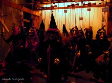 Títeres de brujas