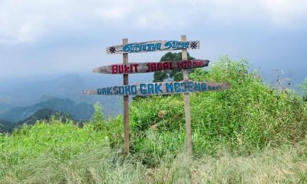 Jalur Pendakian Bukit Jabal Kabupaten Malang, Keindaan Alam yang Tersembunyi