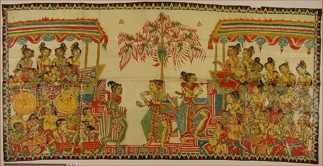 Sumber Belajar dan Hasil Kesustraan Hindu Budha pada masa kerajaan Majapahit