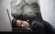 """الضغوط النفسية قد تؤدي إلى """"شيخوخة مخ الإنسان"""""""