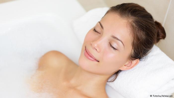 الامراض الجلدية – تأثير المياه الساخنة على البشرة