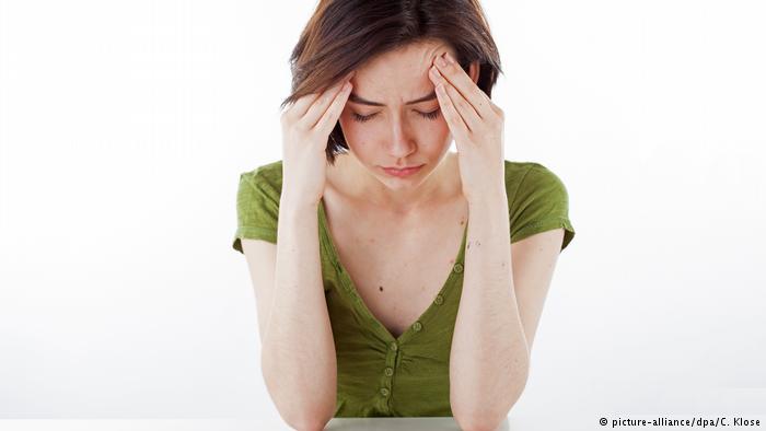 أي علاقة تربط بين التهاب الجيوب الأنفية والتوتر والكآبة؟