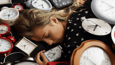 مجموعة طعام أثبتت أنها تساعد في الحصول على قسط جيد من النوم