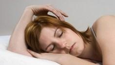 كشف سر النوم العميق