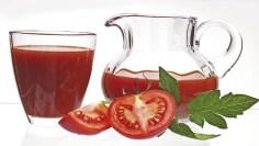 عصير الطماطم : فوائد لا تحصى
