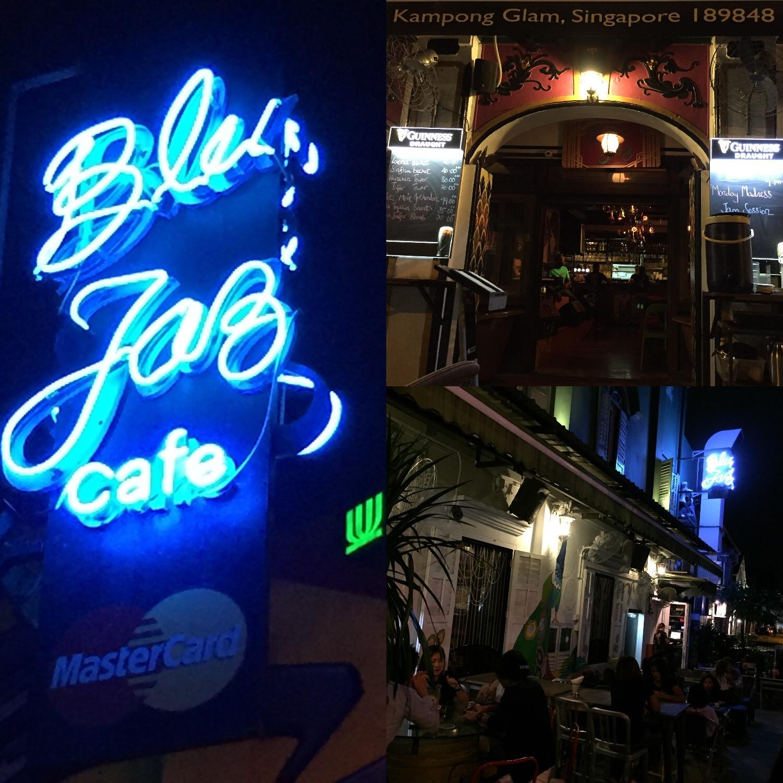 Blu Jaz Cafe