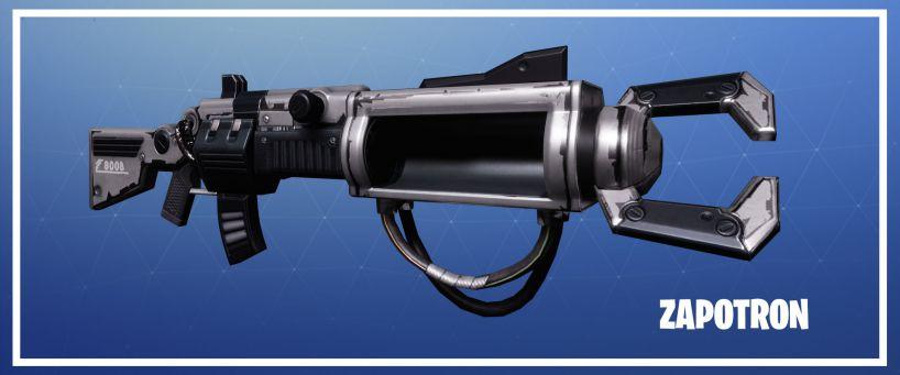 1 21 Fortnite Weapons List