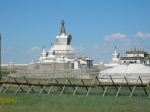 Erdene Zuu monastery, Kharkorin.