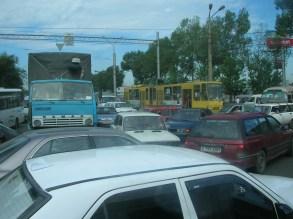 Stuck intersection