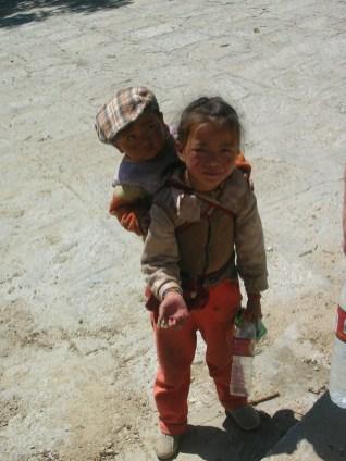 Tibetan Kiddies