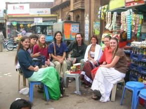 Lassi's with friends Jodpur