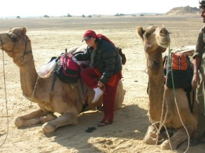 3 day camel trek- Thar Desert