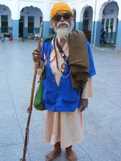 Holy man - Amritsar