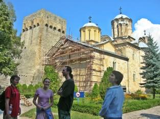 Manasija Monastery, Despotovac