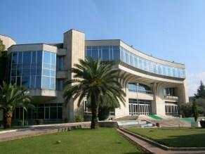 The Palace of Congresses – TIrana, Albania