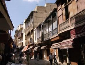 Fez Jewish quarters, Morocco