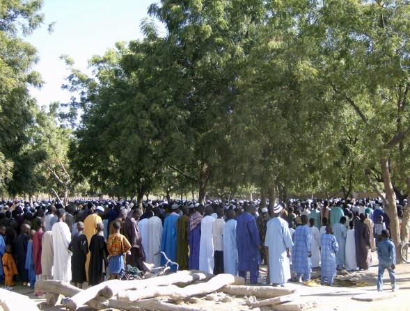 Tabaski, Djenne, Mali