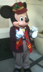 USA, Disneyland - Mickey Mouse