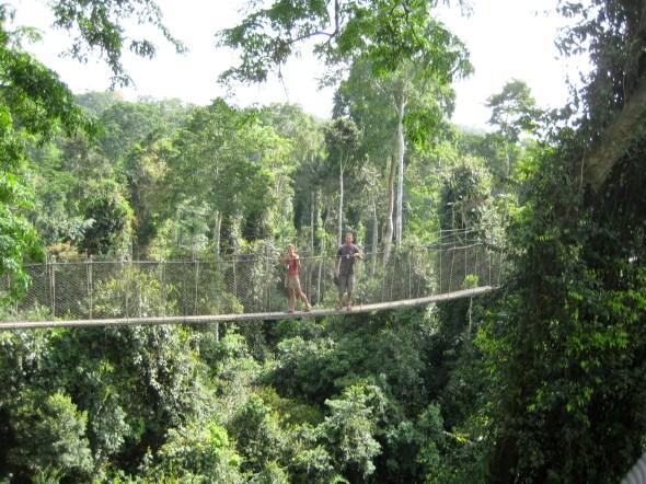 Kakum National Park, Ghana,