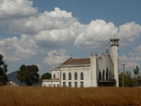 church, Angola