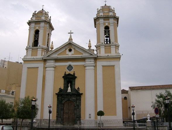 St Francis of Assisi - Ceuta