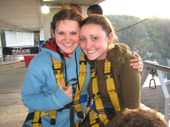Bree and Savannah Grace