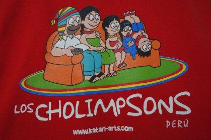 The Simpsons Peru