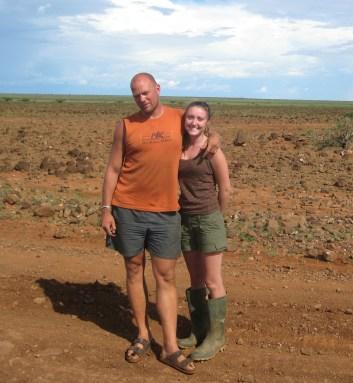 Savannah Grace, Kenya