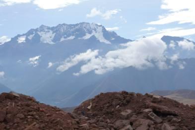 Mountain view Peru