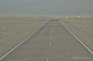 Peru roads